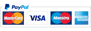 Credit card payment via PayPal