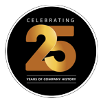 25 years of company history 1996-2021